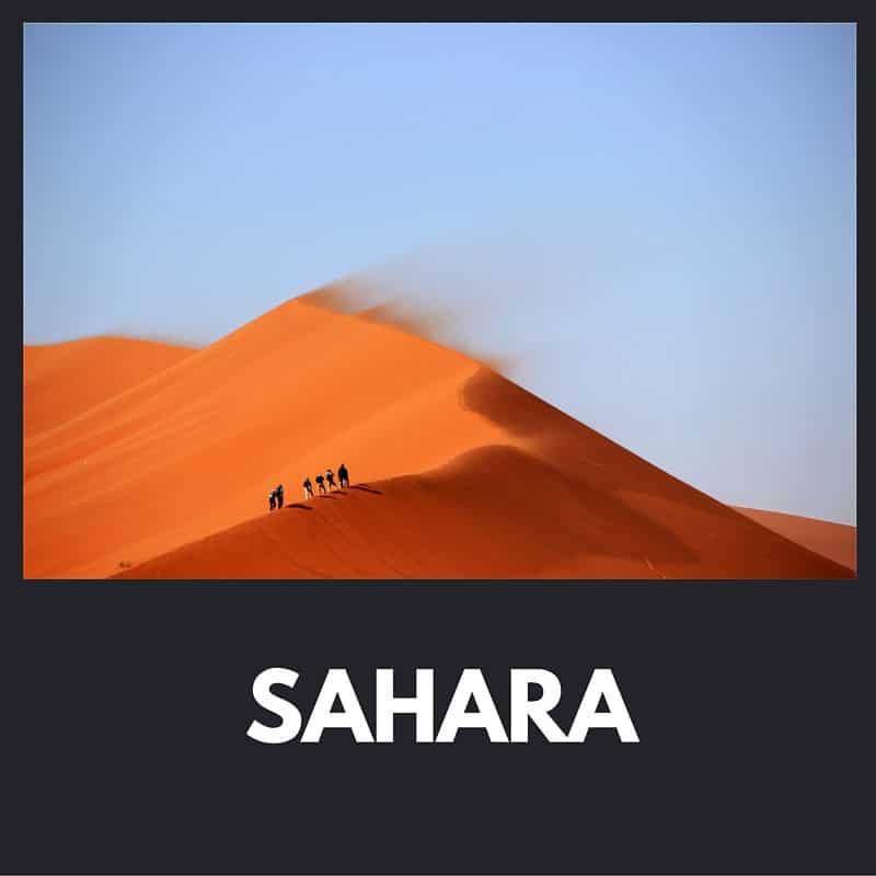 Sahara - Musique libre de droit - Agence Enregistrer Sous