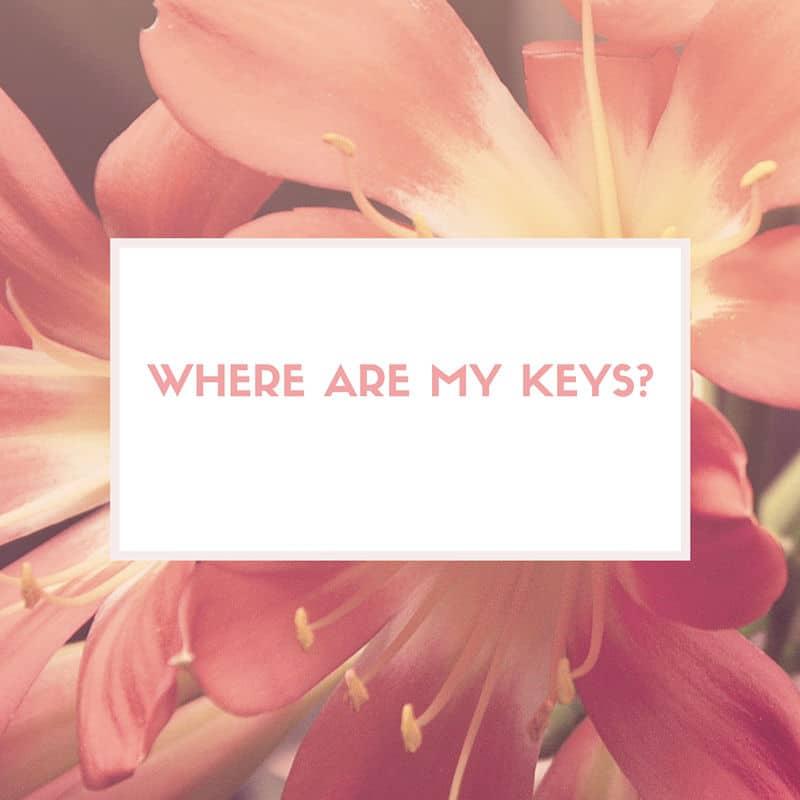 Where are my Keys - Musique libre de droit - Agence Enregistrer Sous