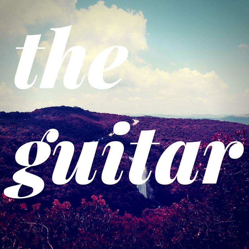 The Guitar - Musique libre de droit - Agence Enregistrer Sous